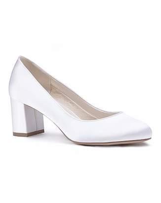 Daniel Footwear Paradox London Pink Alvina Court Shoes