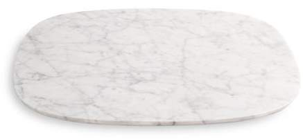 Blu Dot Blu Dot Delicious Medium Marble Tray