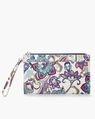 Bold Flowers Pouch