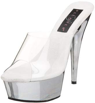 Pleaser USA Women's Delight-601 Platform Slide
