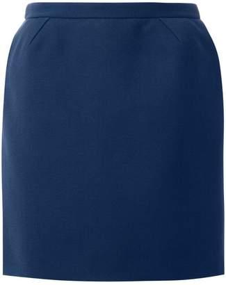 DELPOZO straight mini skirt