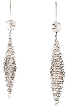 Tiffany & Co. Mini Mesh Earrings silver Mini Mesh Earrings