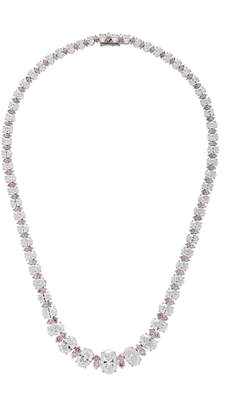 Kwiat Between Us Diamond Riviere Necklace