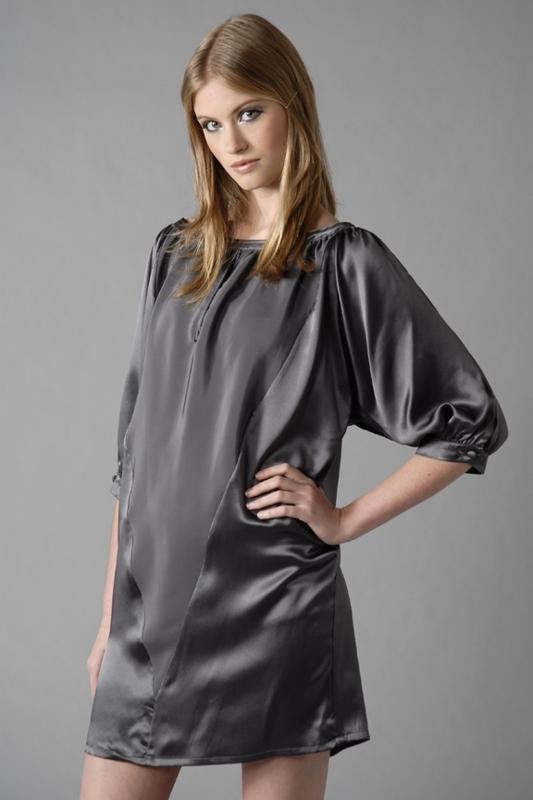 Grey Ant Sack Dress