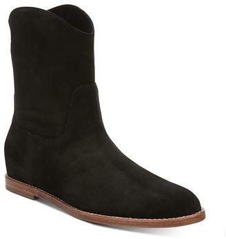 Vince Women's Sinclair Hidden Wedge Boots