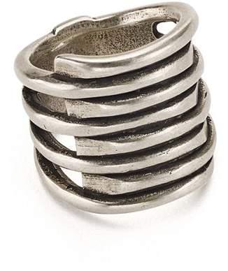 Uno de 50 Tornado Ring