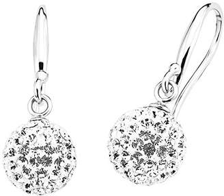 Amor 447072 Crystal Earrings 925 Silver