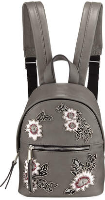 French Connection Jace Small Embroidered Backpack