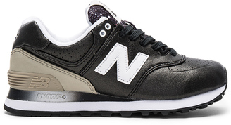 New Balance Gradient Sneaker $80 thestylecure.com