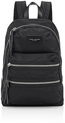 Marc Jacobs Women's Biker Backpack $195 thestylecure.com