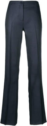 Emilio Pucci side-striped flared trousers
