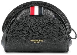 Thom Browne zipped coin purse