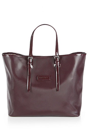 Longchamp Derby Verni Shoulder Tote