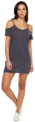 LnA Off the Shoulder Tee Dress Women's Dress