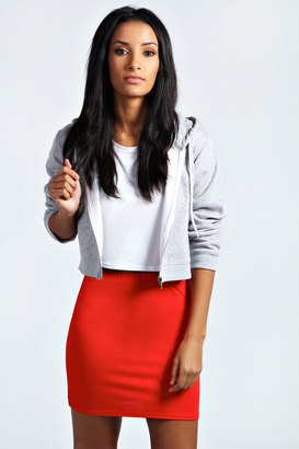 Red Bodycon Skirt - ShopStyle Australia
