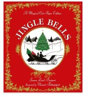 Jingle Bells Illustrated Book