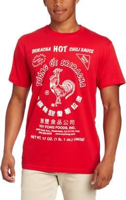 Sriracha Men's Hot Sauce T-Shirt