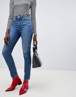 Vero Moda Aware High Waist Straight Leg Jeans