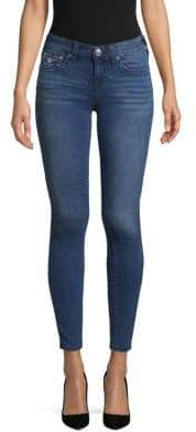 True Religion Superskinny Mid-Rise Jeans