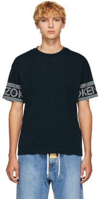 Kenzo Green Logo Sport T-Shirt