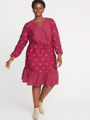 Old Navy Pink Plus Size Dresses - ShopStyle