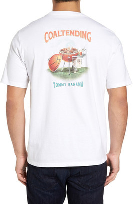 Tommy Bahama Coal Tending Graphic Tee (Big & Tall) $58 thestylecure.com