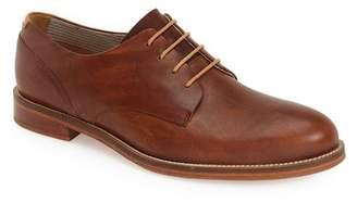J Shoes 'William Plus' Plain Toe Derby (Men)