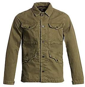 G Star Men's J-Vordan Worker Overshirt