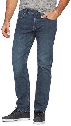 Marc Anthony Men's Luxury+ Slim-Fit Straight Stretch Jeans