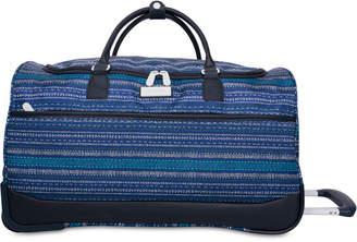 Jessica Simpson Malibu Rolling Duffel Bag