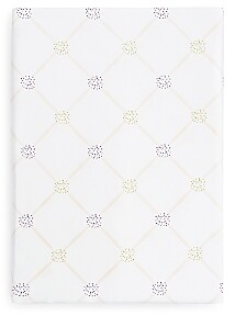 Clematis Fitted Sheet, Queen