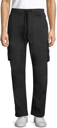 James Perse Men's Stretch Poplin Cargo Pant
