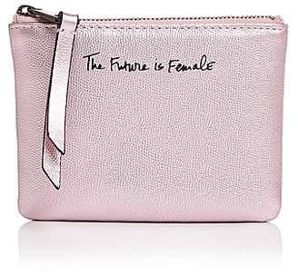 Rebecca Minkoff Betty The Future Is Female Leather Pouch