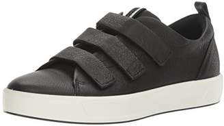 Ecco Women's Women's Soft 8 Strap Fashion Sneaker