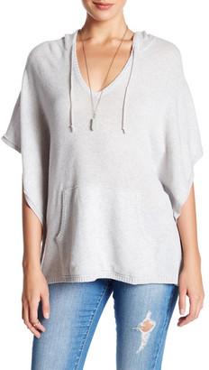 Kinross Hooded Cashmere Poncho $119.97 thestylecure.com