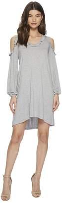 Kensie L.W. Viscose Spandex Dress KS3K8183 Women's Dress