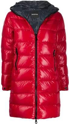 Duvetica Tyl hooded down coat