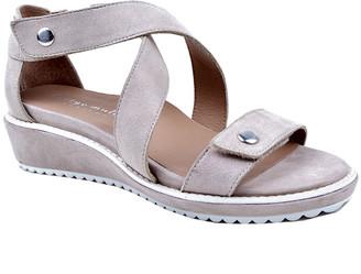 Bettye Muller Concept Tobi Mixed Metallic Wedge Sandal