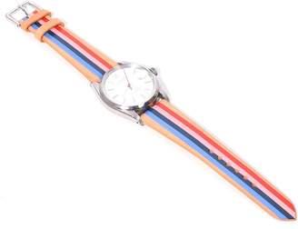 La Californienne Vintage Watch in Hueso Santa Rosa/Ribbon
