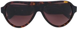 Versace Eyewear aviator sunglasses