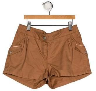 Catimini Girls' Woven Mini Shorts
