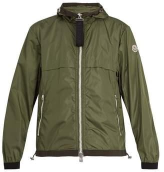 COM · Moncler Alshat Zip Through Jacket - Mens - Green