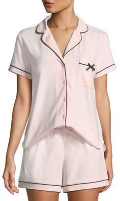 Kate Spade Hey Sunshine Classic Short Pajama Set