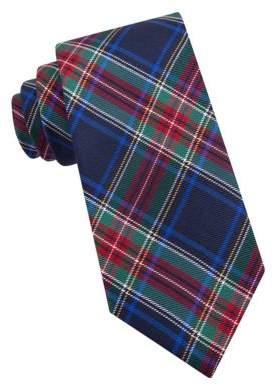 Lord & Taylor Boy's Tartan Silk Tie