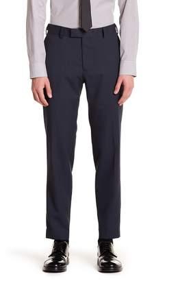 "Louis Raphael Pindot Slim Fit Trousers - 30-34\"" Inseam"