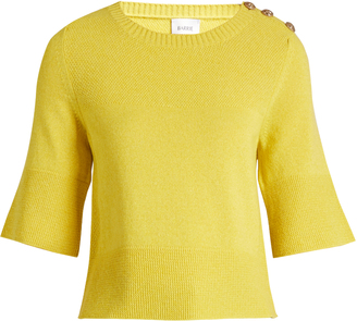 BARRIE Trin Trin cashmere sweater