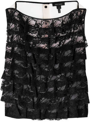 Marc Jacobs Lace Shell Top