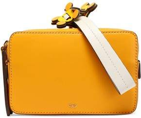 Anya Hindmarch Color-Block Leather Clutch