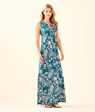 Lilly Pulitzer Womens Essie Maxi Dress