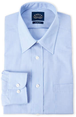 Eagle Blue Slim Fit Non-Iron Dress Shirt